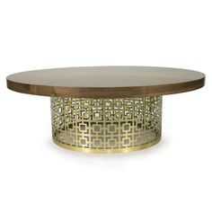 Jonathan Adler Nixon Cocktail Table