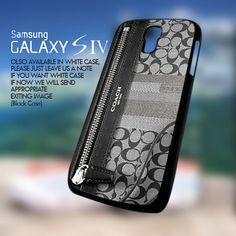 Coach Inspired Black. AF - For Samsung Galaxy