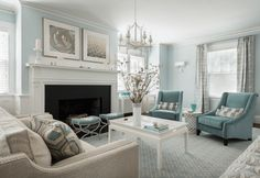 Image result for calming beach condo colors living room