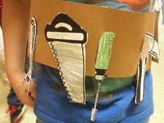 Miss Chamblee's Kinderfriends: Oh the Hats Community Helpers Wear...
