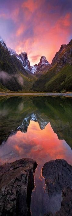 Lake Mackenzie, New Zealand fivehundredpx by Dylan & Marianne Toh