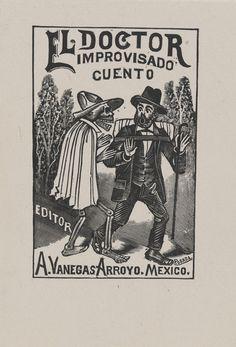 José Guadalupe Posada, designerMexican, 1852-1913Taller de Grafica Popular…
