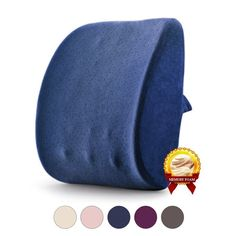 ~Lean in~ to a memory foam lumbar pillow on your desk chair. 22 Products That Will Make The Office Your Happy Place Chair Pillow, Lumbar Pillow, Cushion Pillow, The Office, Office Decor, Office Ideas, Office Hacks, Future Office, Office Inspo