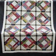 Scrap Tease Quilt Pattern Free