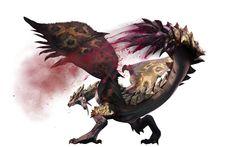 デッドリープリンセス、紫毒姫(シドクヒメ)リオレイア