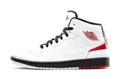 purchase cheap 01da5 ddb9a Air Jordan 1 Retro  86 White Gym Red-Black