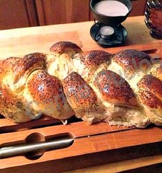 Homemade Challah Bread -  Soft and so delicious! #challah #bread