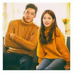 I need to see this XD Suzy Drama, K Drama, Kim Woo Bin, Korean Celebrities, Korean Actors, Korean Dramas, Bae Suzy, Uncontrollably Fond Korean Drama, Korean Tv Series