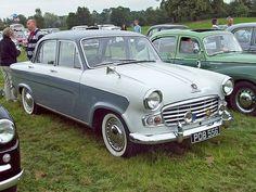 1958-1961 Standard Vanguard Vignale