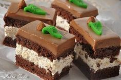Prajitura cu alune si ciocolata Romanian Desserts, Romanian Food, Cake Recipes, Dessert Recipes, Pastry Cake, Sweet Tarts, Ice Cream Recipes, Something Sweet, Chocolate Desserts