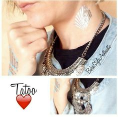 Ethnikk Tattoo #tattoos #ootd #outfitoftheday #lookoftheday #instamood #fashion #fashiongram #style #love #beautiful #lookbook #whatiwore #ootdshare #outfit #clothes #mylook #fashionista #instastyle #gypsy #boho #bohemian #photooftheday #instafashion #outfitpost #fashionpost #todaysoutfit #fashiondiaries #tattoo