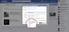 Eventos Facebook | Segmentación en Eventos de Fan Pages