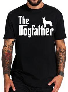 German Shepherd Memes, German Shepherd Puppies, German Shepherds, Dad To Be Shirts, Tee Shirts, Tees, The Dog Father, Badass Quotes, Mens Tops