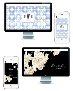 Riley and Grey wedding websites | 100 Layer Cake  (wedding website examples, designs, templates, wedding app, invitation, save the date, graphic design)
