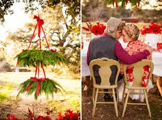 winter tables decorations | Christmas wedding | Un matrimonio per Natale http://theproposalwedding.blogspot.it/ #christmas #wedding #winter #natale #matrimonio #inverno