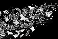 Nanami Cowdroy. Artiste australienne