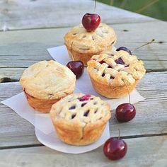 Cherry Mini Pies Recipe