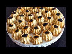 Ağızda Dağılan Sirkeli Atıştırmalık bera tatlidunyasi ( bera kurabiye tarifleri - YouTube