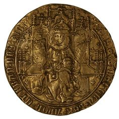 Coin - Sovereign, Henry VII, England, 1489-In 1489 Henry VII initiated major changes on the coinage of England. Although the pound had long been money of account there had never been a pound (20 shilling) coin until this year. The new pound coin was called a sovereign.