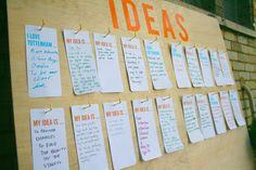 Strategic Community Engagement ideas from socialspacesstudios Interactive Walls, Interactive Design, Interactive Media, Community Building, Community Art, Co Working, Classroom Design, Guerrilla, Design Thinking