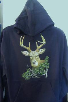 DEER LOVERS HOODIES Represent your favorite by ANMARIKEDECORPLUS