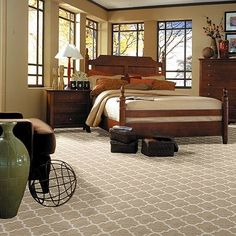 Patterned Carpets Tone on tone On Pinterest