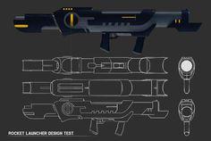 Murfish Prop Design, Ui Design, Steampunk Weapons, Shooting Guns, 3d Modeling, Rifles, Concept Art, Backgrounds, Objects