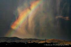 rainbow photography
