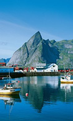 Solve Lofoten Islands, Norway jigsaw puzzle online with 77 pieces Places To Travel, Places To See, Travel Destinations, Norway Travel Guide, Lofoten Islands Norway, Beautiful Norway, Reisen In Europa, Visit Norway, Kayaking