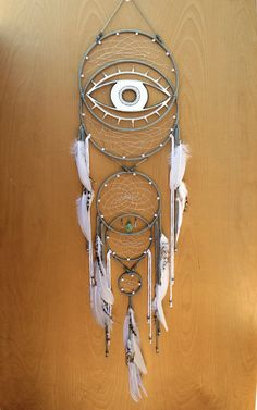 All-Seeing Eye Dream Catcher