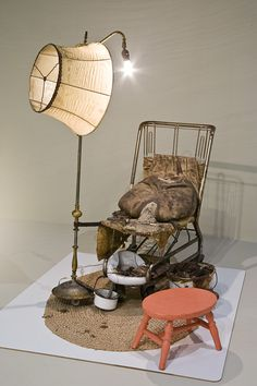 Edward and Nancy Kienholz Art Works