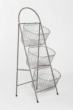 Ladder Baskets