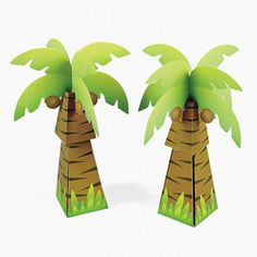 Palmboom Partyboxen - Sisters in Wonderland