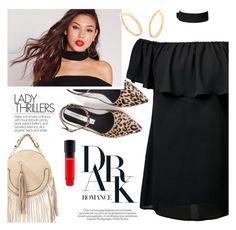 """Lady Thrillers"" by sofi-danka ❤ liked on Polyvore featuring Zolà, Missguided, yoins and yoincollection"