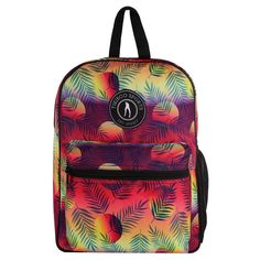 Covered In Our Irresistible And Dreamy Palm Print, Tikiboo's TikiTropics Rucksack Allows For A Hands-free Journey When Travelling To Any Training Session. Grab Yours Today At Tikiboo! Gym Bags, Palm Print, Fashion Backpack, Travelling, Journey, Hands, Training, Backpacks, Eye