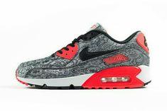 5a88a98bc3 Air Max 90, Nike Air Max, Nike Fashion, Sneakers Fashion, Nike Sportswear