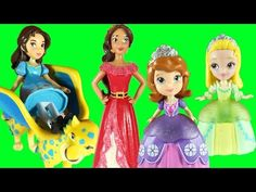 Look at this super cool figure set from Sofia the First! It's the Sofia the…