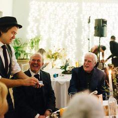 Darren Campbell - Magician perfect for wedding entertainment
