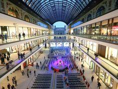 """Das Einkaufszentrum """"Mall of Berlin"""""""