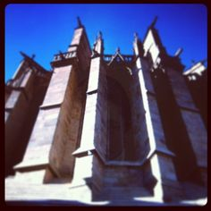 «#limoges chevet cathédrale»