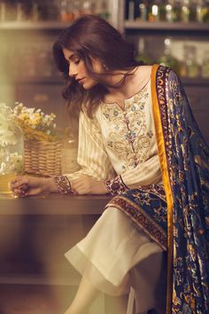 AlKaram Latest Winter Collection 2016 Vol 1 Catalog With Prices | BestStylo.com
