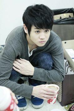Yang Yoseob Always cute no matter what! Lol