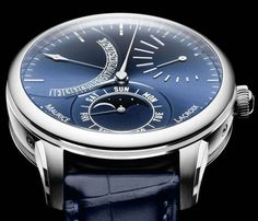 MASTERPIECE LUNE RETROGRADE, Maurice Lacroix Timepieces and Luxury Watches on Presentwatch