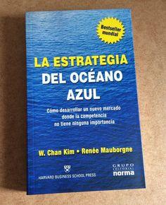 LA ESTRATEGIA DEL OCÉANO AZUL Spanish Book ISBN 9580488398. BLUE OCEAN STRATEGY