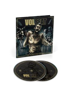 "Ebay Angebote ""Deals"" VOLBEAT""SEAL THE DEAL & LET'S BOOGIE""Limited Edition 2CD im Digipack!CD+BONUS-CD: EUR 7,90…%#Quickberater%"