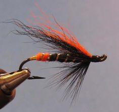 Dark Max Canyon Steelhead Fly