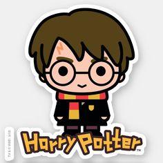 Harry Potter Cartoon Character Art Sticker #Ad , #AFFILIATE, #Character, #Art, #Sticker, #Cartoon, #Shop