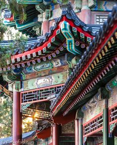 """The Summer Palace literally """"Gardens of Nurtured Harmony"""") is a palace in Beijing, China. Beijing China, Places Around The World, Oh The Places You'll Go, Turandot Opera, Summer Palace Beijing, Vietnam, Magic Places, Chinese Buildings, Peking"""