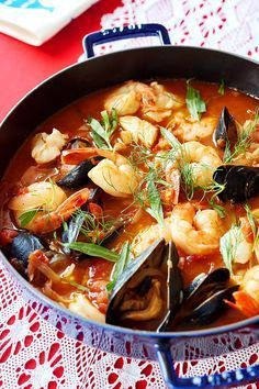 seafood recipes How To Make A Seafood Stew To Warm Every Heart Fish Recipes, Seafood Recipes, Cooking Recipes, Healthy Recipes, Calamari Recipes, Sausage Recipes, Bread Recipes, Keto Recipes, Dessert Recipes