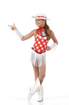 Cheerleaders & Cowgirls - Dance Costumes For Sale: